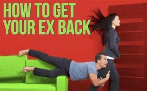 Magic Love Spells To Get Your Ex Back