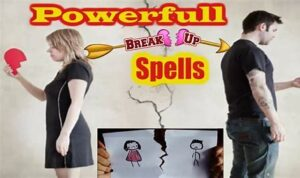 Spell To Break Up Couples