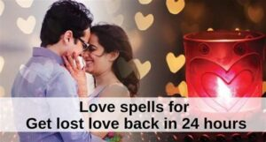How To Bring A Lost Love Back